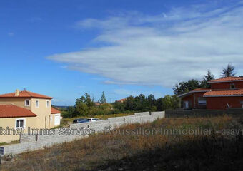 Vente Terrain 861m² Céret (66400) - photo