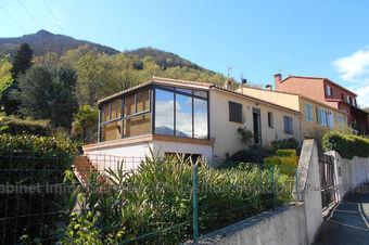 Vente Maison 3 pièces 89m² Arles-sur-Tech (66150) - photo