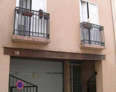 Location Appartement 3 pièces 55m² Céret (66400) - photo