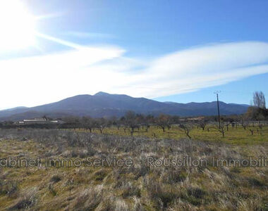 Sale Land 469m² Maureillas-las-Illas (66480) - photo