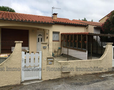 Sale House 3 rooms 70m² Villelongue-dels-Monts (66740) - photo