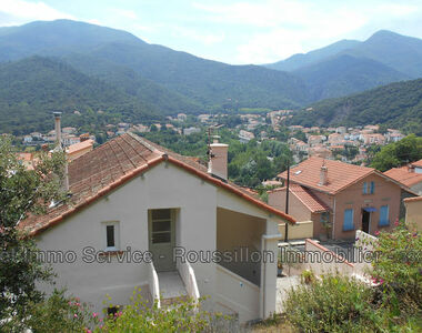 Sale House 3 rooms 82m² Amélie-les-Bains-Palalda (66110) - photo