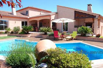 Vente Maison 6 pièces 217m² Saint-Jean-Pla-de-Corts (66490) - photo