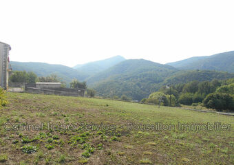 Vente Terrain 630m² Serralongue (66230) - photo