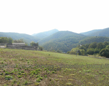 Sale Land 630m² Serralongue (66230) - photo