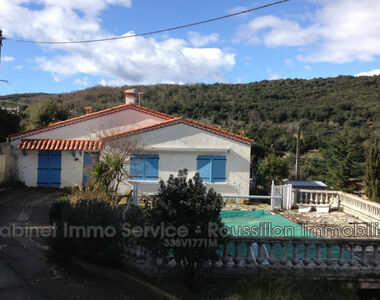 Sale House 5 rooms 126m² Llauro (66300) - photo