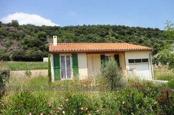 Sale House 3 rooms 58m² Amélie-les-Bains-Palalda (66110) - photo