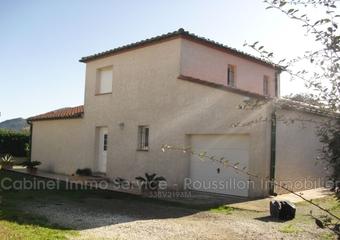 Vente Maison 4 pièces 122m² Saint-Jean-Pla-de-Corts
