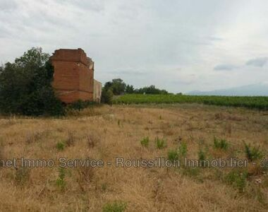 Sale Land 3 000m² Passa (66300) - photo