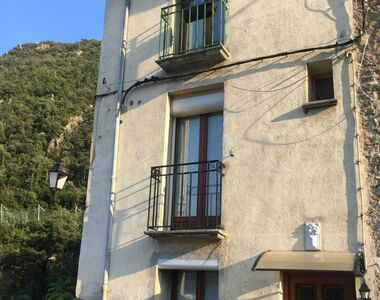 Sale House 4 rooms 60m² Amélie-les-Bains-Palalda - photo