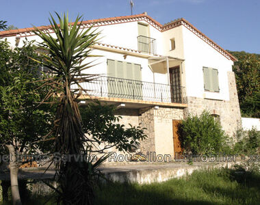 Sale House 6 rooms 152m² Amélie-les-Bains-Palalda (66110) - photo