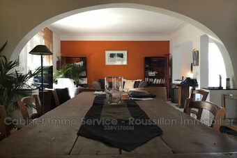 Vente Maison 5 pièces 141m² Saint-Jean-Pla-de-Corts (66490) - photo