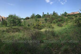 Vente Terrain 1 000m² Maureillas-Las-Illas - photo