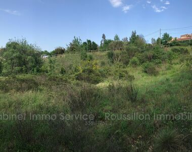 Sale Land 1 000m² Maureillas-Las-Illas - photo