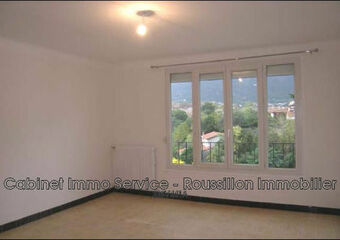 Vente Appartement 3 pièces 54m² Céret - Photo 1