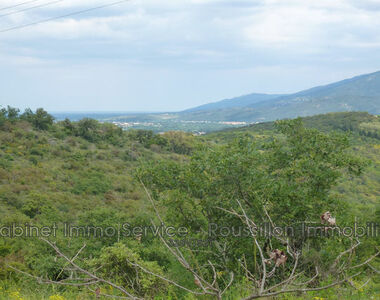 Vente Terrain 5 166m² Céret (66400) - photo