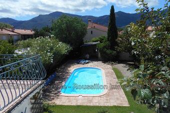 Sale House 7 rooms 188m² Saint-Génis-des-Fontaines (66740) - photo