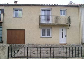 Vente Maison 5 pièces 110m² Le Boulou - photo