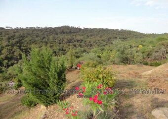 Vente Terrain 1 800m² Le Boulou (66160) - photo