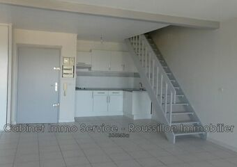 Renting Apartment 80m² Saint-Génis-des-Fontaines (66740) - Photo 1