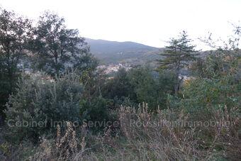 Vente Terrain 445m² Amélie-les-Bains-Palalda - photo