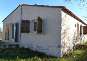 Sale House 4 rooms 88m² Taulis (66110) - photo