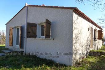 Vente Maison 4 pièces 88m² Taulis (66110) - photo
