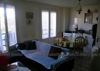 Renting Apartment 3 rooms 54m² Saint-Jean-Pla-de-Corts (66490) - photo