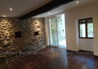 Vente Maison 3 pièces 90m² Saint-Jean-Pla-de-Corts - photo