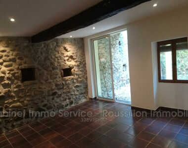 Sale House 3 rooms 90m² Saint-Jean-Pla-de-Corts - photo