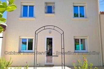 Sale House 5 rooms 128m² Saint-Jean-Pla-de-Corts (66490) - photo