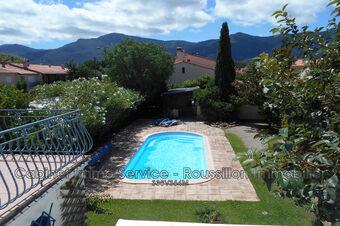 Vente Maison 7 pièces 188m² Saint-Génis-des-Fontaines (66740) - photo
