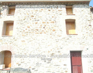 Renting House 4 rooms 93m² Oms (66400) - photo