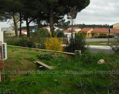Vente Terrain 206m² Montesquieu-des-Albères - photo