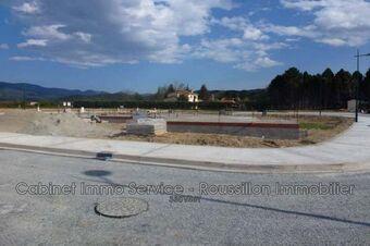 Sale Land 530m² Saint-Jean-Pla-de-Corts (66490) - photo