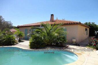Vente Maison 3 pièces 99m² Banyuls-dels-Aspres (66300) - photo