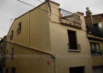 Vente Maison 4 pièces 60m² Banyuls-dels-Aspres - photo