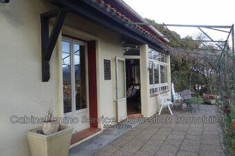 Vente Maison 5 pièces 175m² Saint-Jean-Pla-de-Corts (66490) - photo