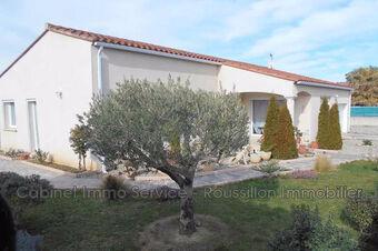 Sale House 4 rooms 110m² Saint-Jean-Pla-de-Corts (66490) - photo