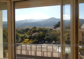 Vente Appartement 3 pièces 54m² Céret - photo