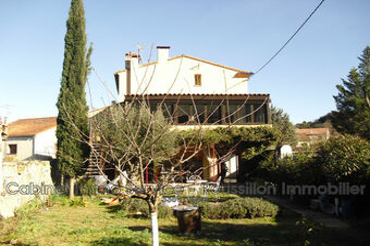 Vente Maison 6 pièces 153m² Reynès (66400) - photo