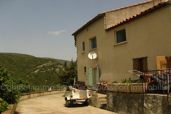 Vente Maison 4 pièces 88m² Calmeilles - photo