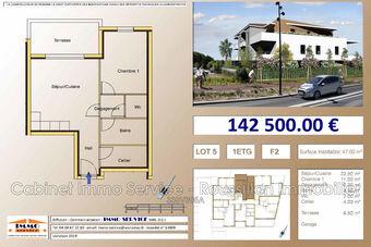Vente Appartement 2 pièces 47m² Saint-Cyprien - photo