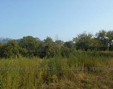 Vente Terrain 1 192m² Serralongue (66230) - photo