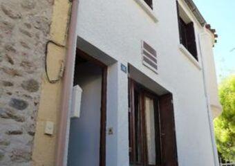 Vente Maison 3 pièces 54m² Palau-del-Vidre (66690) - photo