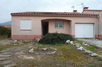 Vente Maison 4 pièces 80m² Saint-Génis-des-Fontaines (66740) - photo