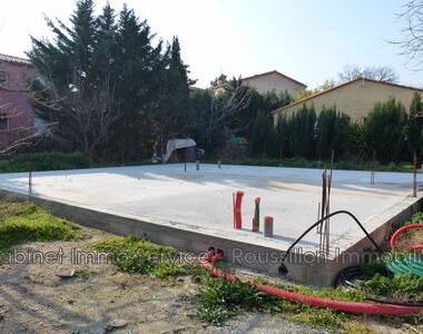 Sale Land 315m² Le Boulou (66160) - photo