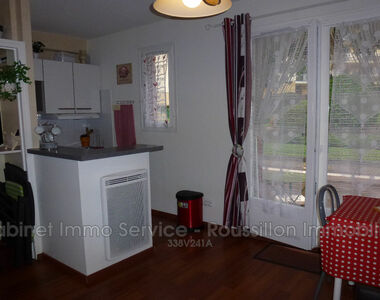 Vente Appartement 1 pièce 19m² Amélie-les-Bains-Palalda - photo
