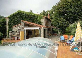 Vente Maison 5 pièces 140m² Prats-de-Mollo-la-Preste - photo