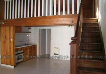 Location Appartement 1 pièce 30m² Céret (66400) - photo